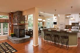 Remodeled Home Interior